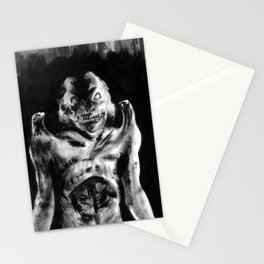 For Each Of Man's Evils A Special Demon Exists Stationery Cards
