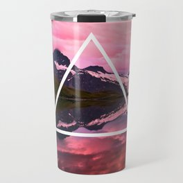 Wanderlust Lake Travel Mug