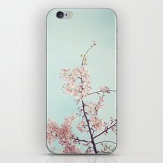 Spring happiness iPhone & iPod Skin