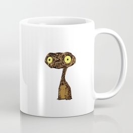Grumpy E.T. Coffee Mug