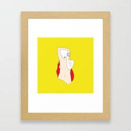 """OfLove - """"Lure"""" Framed Art Print"""