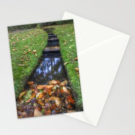 Autumn Waters Stationery Cards