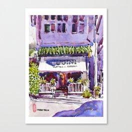 20160403 Cugini Club Street Canvas Print