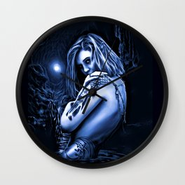 LADY OF THE LAKE Wall Clock