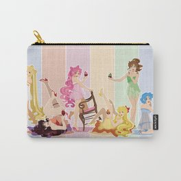 Sailor Moon Pinup - Cupcakes Carry-All Pouch