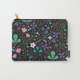 Magic Blooms Carry-All Pouch