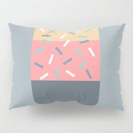 Popsicle (Blue) Pillow Sham