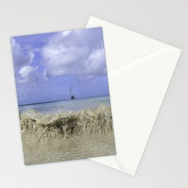Antigua Wave Stationery Cards