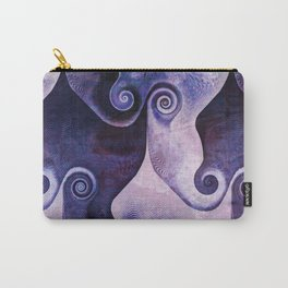 Swirly Spiral Carry-All Pouch