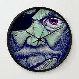 piratelife Wall Clock