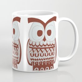Dawson Owl Coffee Mug