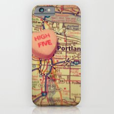 High Five Portland iPhone 6 Slim Case