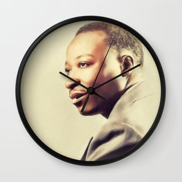 Dave Bartholomew, Music Legend Wall Clock