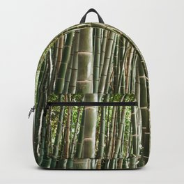 In The Bamboo Forest Backpack