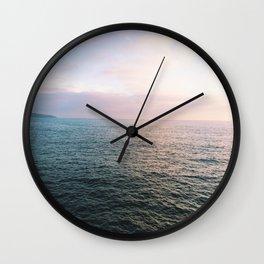 I Sea You Wall Clock