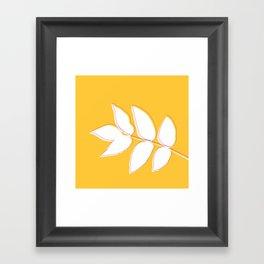 STATIONERY CARD - Branch Framed Art Print