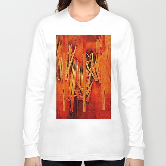 Wind In Your Hair Long Sleeve T-shirt