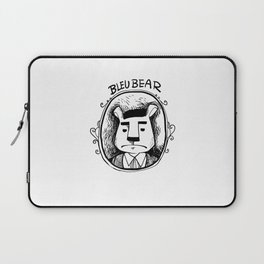 Bleubear Plays Corpse Craft Laptop Sleeve