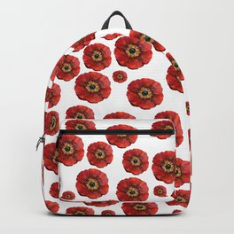 Red Poppy Backpack