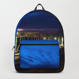 Evening Blues Backpack