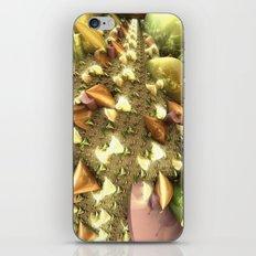 Christmas Glass Ribbons iPhone & iPod Skin