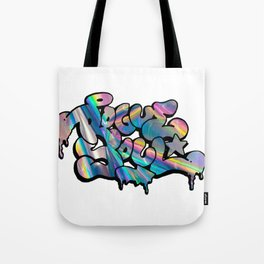 """Rogue Soul"" Hologram Design Tote Bag"