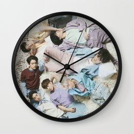 GOT7 Wall Clock