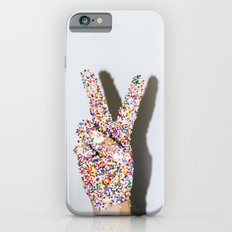 Peace, Love, and Sprinkles Slim Case iPhone 6