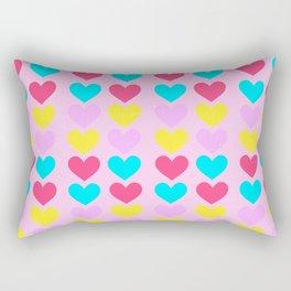 heart it Rectangular Pillow