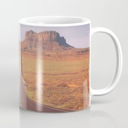 Road To Tribal Park Coffee Mug