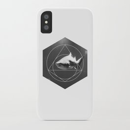 Toothy iPhone Case