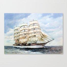 Regata Cutty Sark/Cutty Sark Tall Ships' Race Canvas Print