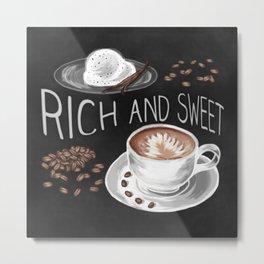 Sweet Treats Metal Print
