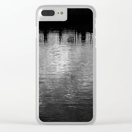 Fleeting Clear iPhone Case
