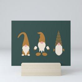 Christmas Spirit (Highland) Mini Art Print