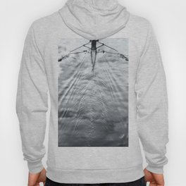 Rowing on a River of Clouds Hoody