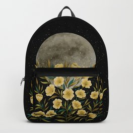 Greeting the Moon - Evening Primrose Backpack