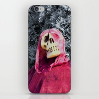 scary iPhone & iPod Skins featuring Scary! by IowaShots