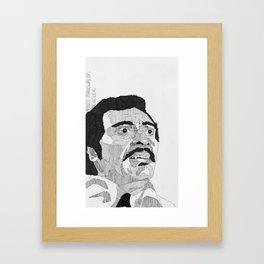 Prince Manuwalde / Blacula Framed Art Print
