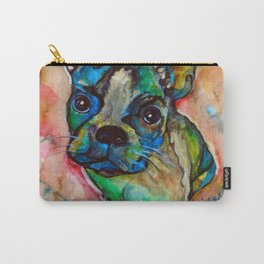 SPECIAL FRENCHIE Carry-All Pouch
