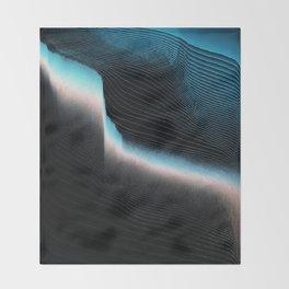 L I N E A R Throw Blanket
