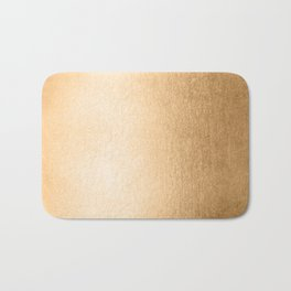 Simply Orange Sherbet Shimmer Bath Mat
