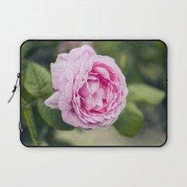 Soft pink tea rose flower Laptop Sleeve