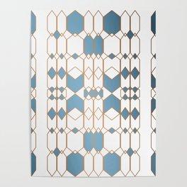 Patternbronze #1 Poster