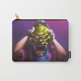 The Haunted Mask Carry-All Pouch