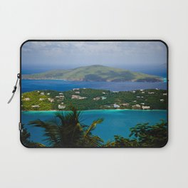 Virgin Islands Laptop Sleeve