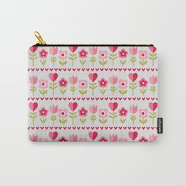 LOVE GARDEN Carry-All Pouch