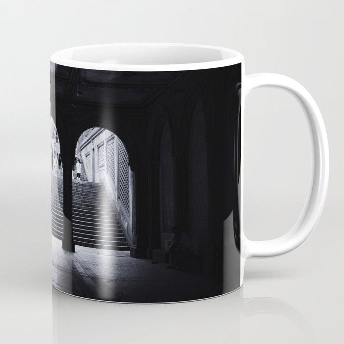 From Dark to Light Coffee Mug