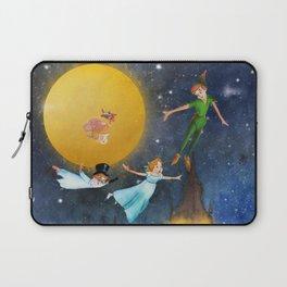 Peter Pan Nursery Decor Laptop Sleeve