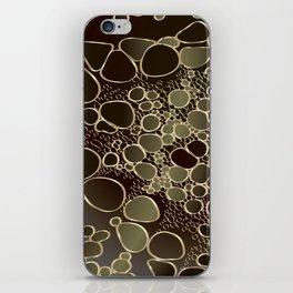 Abstract digital work 4 iPhone Skin